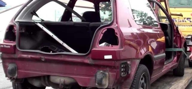 Comment se débarrasser d'une voiture hors d'usage ?
