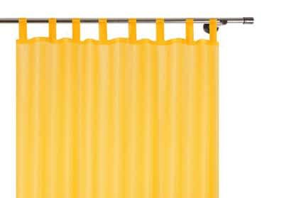 De quelle couleur sont mes rideaux?